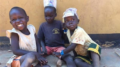 Children bearing the brunt of South Sudan refugee crisis