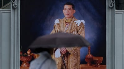 From love to fear: The rise of King Vajiralongkorn