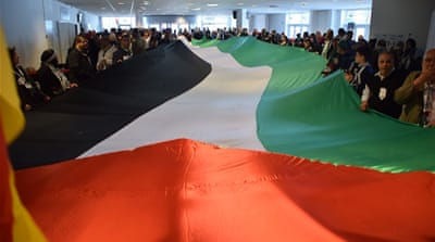 Palestinians in Europe hold annual gathering in Holland
