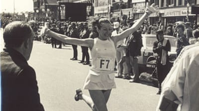 Kathrine Switzer to run Boston Marathon again, 50 years on