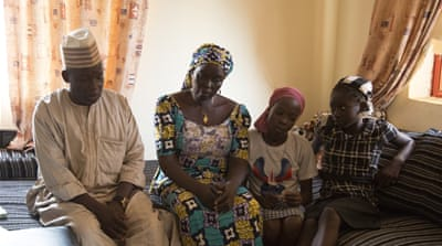 Father of Chibok girls, 3 years on: 'I lost my peace'