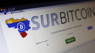 Why some Venezuelans have turned to bitcoin mining