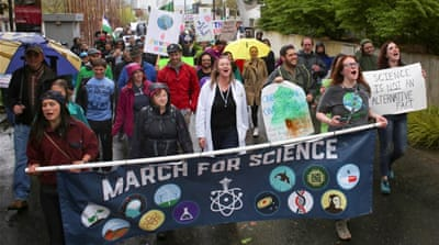 We need a march for science, but this is not the one