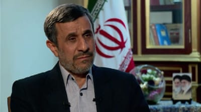 Mahmoud Ahmadinejad: Iran can be better managed