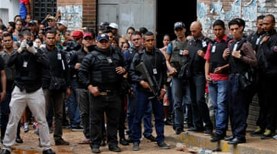 Venezuela braced for new protest in wave of unrest