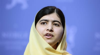 Nobel winner Malala wins place at Oxford University