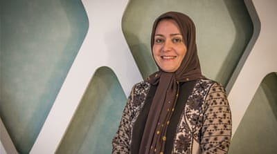 Meet the Iranian tycoon smashing gender stereotypes