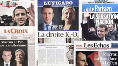 France votes: The media effect
