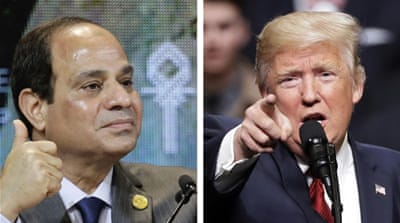 Sisi's visit to the US: The hopes and the reality