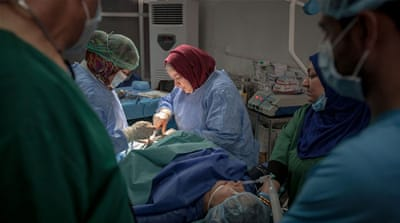 Born after ISIL: Life starts anew at Qayyarah hospital
