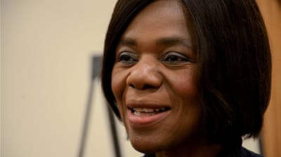 South Africa's former public protector Thuli Madonsela held President Jacob Zuma to account for misusing public funds [Azad Essa/Al Jazeera]