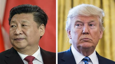 China and US: face-to-face