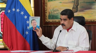 Maduro is not Chavez
