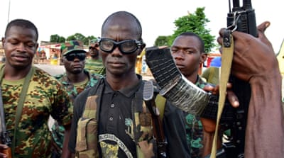 Mutinous soldiers in Bouake said they will not lay down arms until bonus payments are handed out [Issouf Sanogo/AFP]