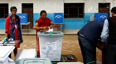 Nepal votes in first local elections in 20 years