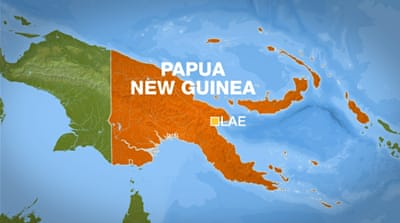 Magnitude 7.2 earthquake jolts Papua New Guinea