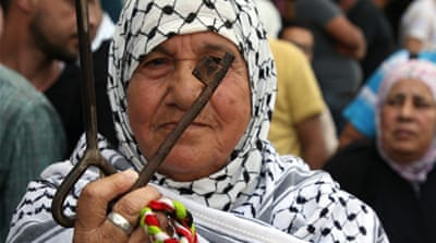 Palestinians mark 69th 'Nakba' anniversary with rallies