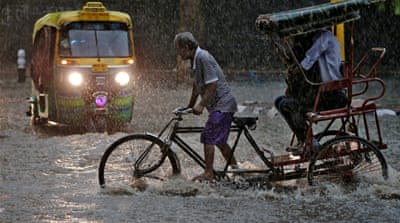 India: Anticipation as Southwest Monsoon arrives