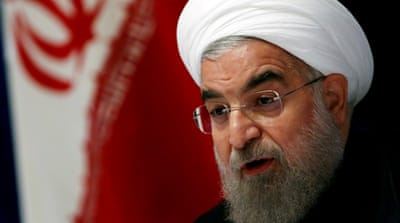 Profile: Iran's President Hassan Rouhani