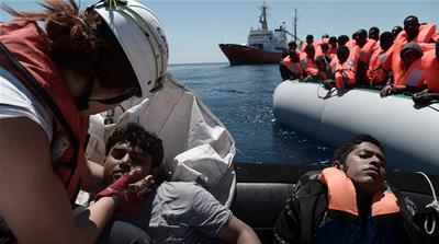 NGOs deny collusion with Mediterranean smugglers