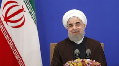 Rouhani: Iran ready to promote relations with the world
