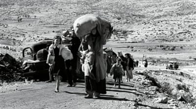 On May 15, 1968, Palestinians marked 69 years since the ethnic cleansing of Palestine [Reuters]