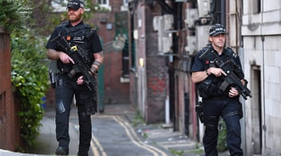 Manchester attack suspect 'likely' did not act alone