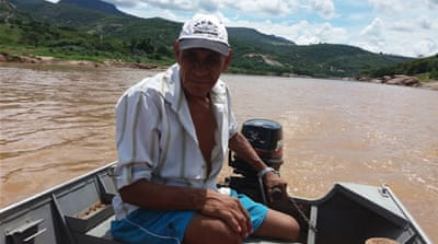 Life for Brazil's Krenak after Fundao dam collapse