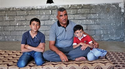 The Yazidi men left behind: 'ISIL destroyed us'
