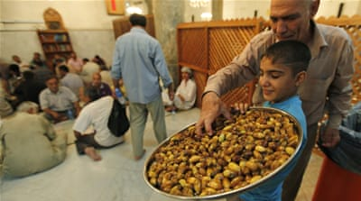How the war changed Ramadan in Baghdad