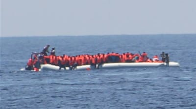 Libyan coastguard opened fire at refugee boats: NGOs