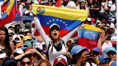 Is the OAS playing into Maduro's hands?