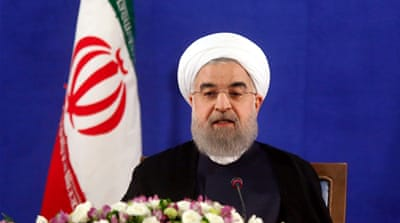 Rouhani vows to end isolation amid fresh US sanctions