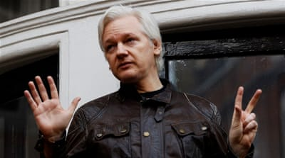 Moreno says Julian Assange can stay on in embassy