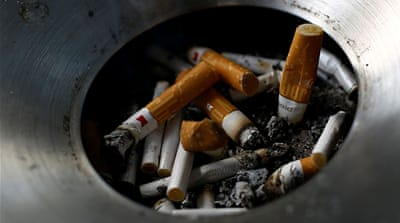 High cigarette prices can really make you quit smoking