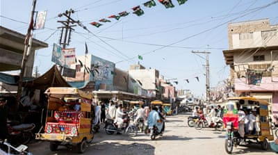 Can the Bhuttos hold on to their heartland of Larkana?