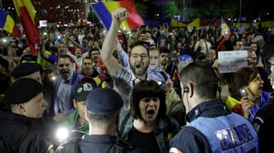 Romania withdraws amendment pardoning corrupt officials