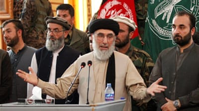 Hekmatyar stands accused of killing thousands of people in Kabul from 1992 to 1996 [File: Parwiz/Reuters]