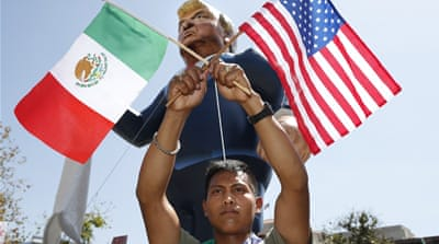 Can Mexico stand up to Trump?