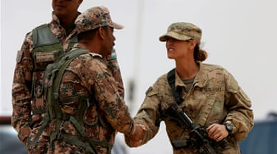 Jordan, US launch Eager Lion military exercise
