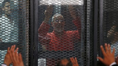 Egypt sentences 75 to death over Rabaa protests
