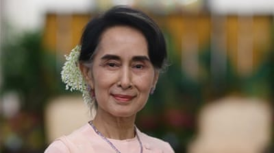 The trouble with Aung San Suu Kyi