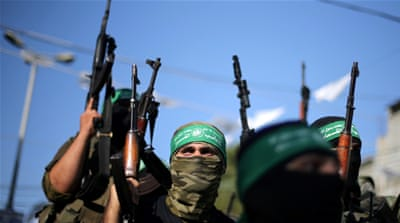 Why is Hamas refusing to lay down arms?