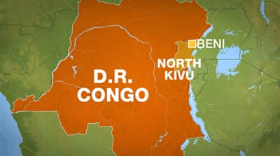 DR Congo: 11 dead and 900 escape in jail attack