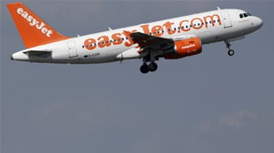 EasyJet plane diverts over 'suspicious conversation'