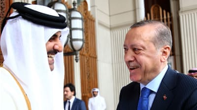Analysis: Why is Turkey deploying troops to Qatar?