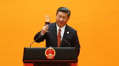 China's foreign policy marshaled under Xi reflects the significance of ideas and institutions, writes Diwakar [Getty]