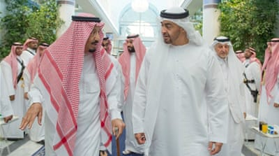 The Gulf crisis: Royal ambitions and shaky alliances