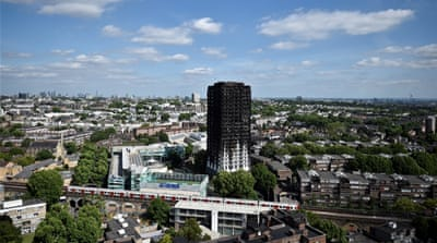 Grenfell: 'Don't dig dagger deeper by not taking responsibility'