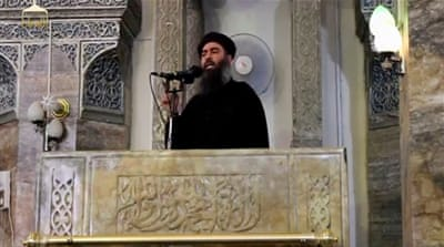 ISIL posts 'Baghdadi audio' issuing 'resistance' call